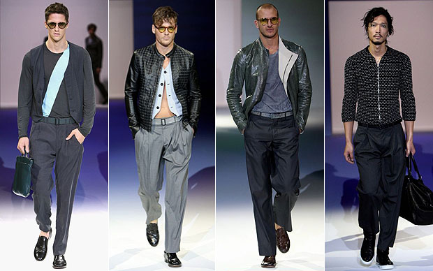 The latest fashion news, style tips and show reports from Fashion on Telegraph. In depth analysis, advice, photos and videos. Autumn style for men: how to embrace the season without looking.