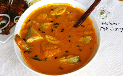 Kerala fish curry with coconut ayala fish spicy flavorful yummy malabar recipe traditional fish curry creamy along with steamed rice tasty malabar recipes kerala cooking recipes