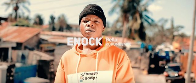 Enock Bella - Kurumbembe Video