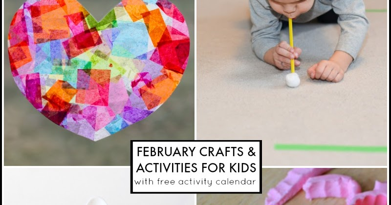 february craft ideas for toddlers february crafts for www imgkid the image kid 6571