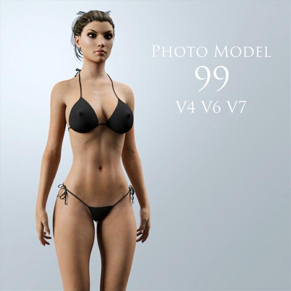 Digital Creations - Poser and DAZ Studio content: FREE Photo