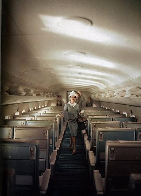 Air Travel 1950s Vintage Everyday