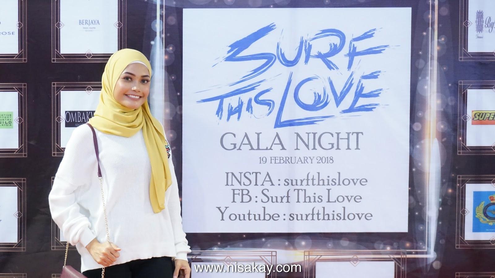 Surf This Love Filem Berkenaan Surfing Pertama Di Malaysia Tcash Vaganza 39 Bantal Mobil 3 In 1 Juventus Aksesoris Assalamualaikum