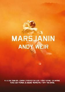 """Marsjanin"" – Andy Weir"