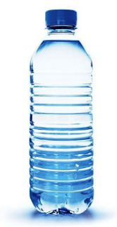 Bottle of Water, Botella de agua