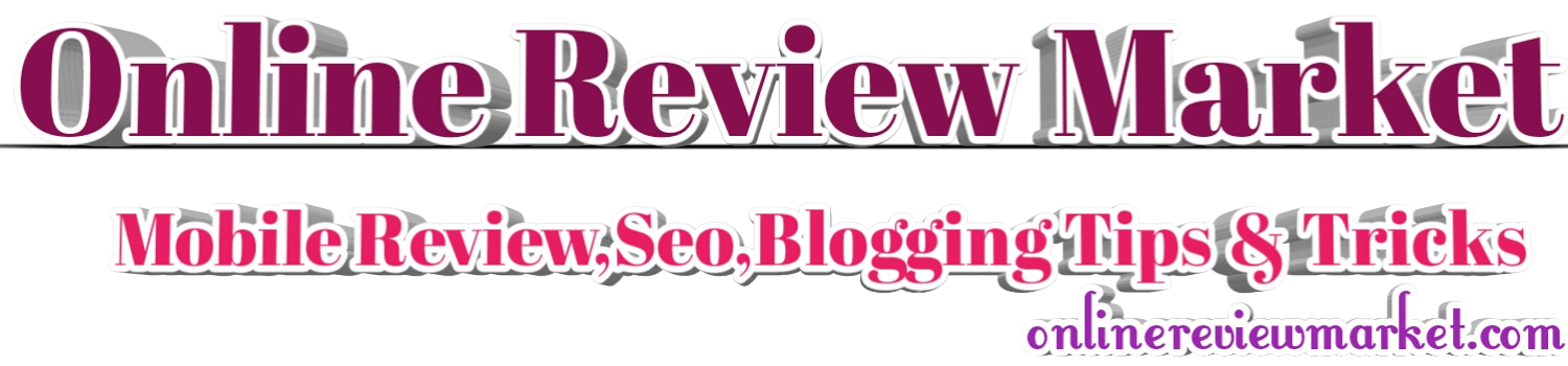 Online Review Market - Entertainment and Tech Review