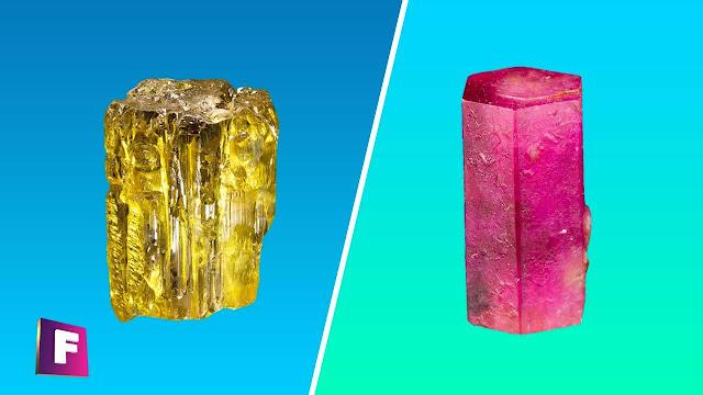 las 8 variedades de berilo mas valiosas y raras que existen
