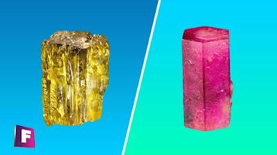Las 8 variedades de berilo mas valiosas y raras
