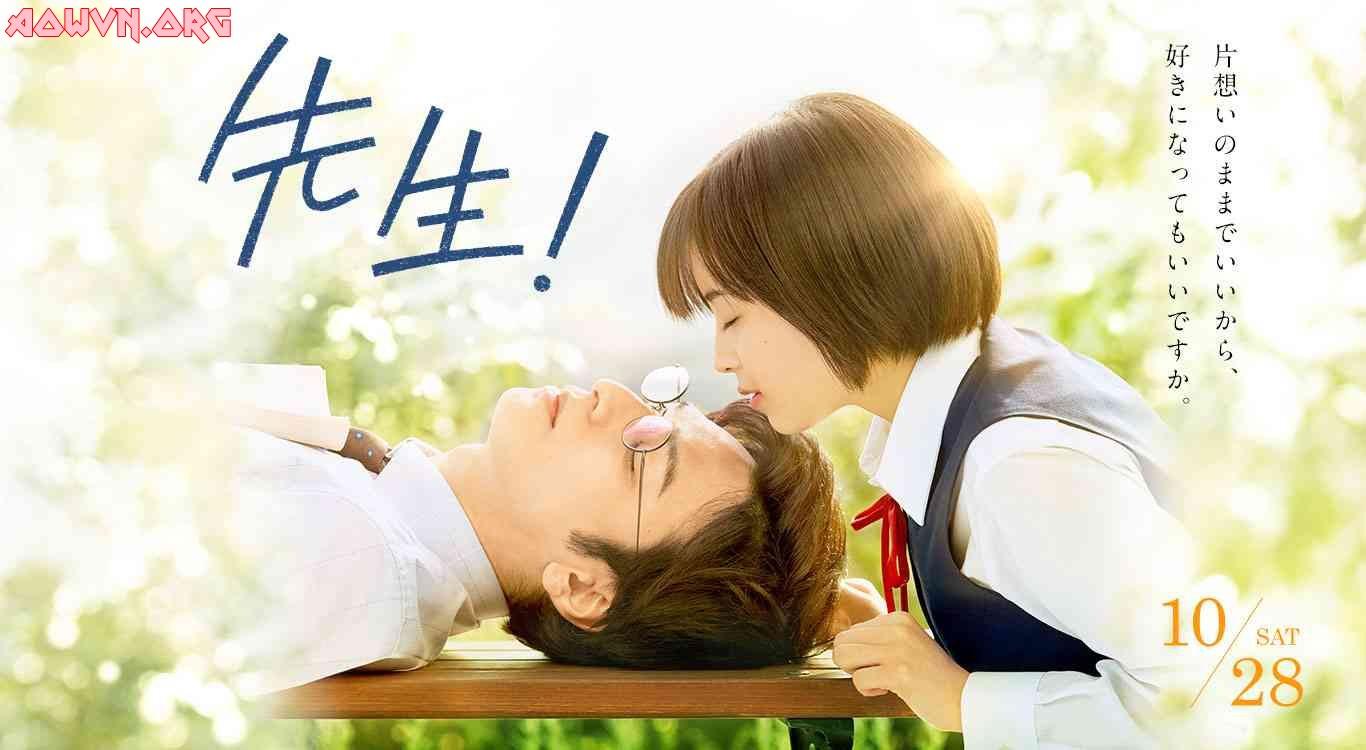 a33euHC - [ Live Action 3gp Mp4 ] Sensei, Suki ni natte mo Ii desu ka? | Vietsub - Tình cảm!!