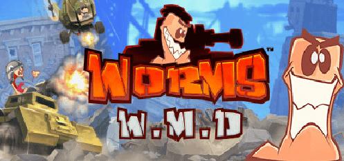 تحميل لعبة Worms W.M.D الجديده برابط مباشر للكمبيوتر مجانا