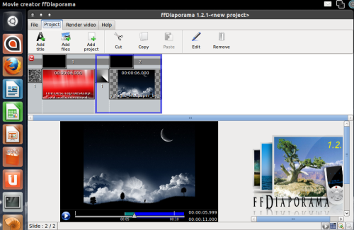 Create Video Slideshow Presentations from Video Clips and