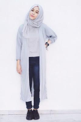 foto tutorial hijab jaman sekarang foto tutorial hijab tanpa jarum