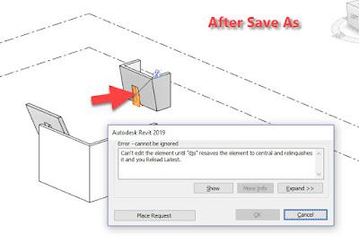 创建新的Revit Central文件-两种结果不同的方法插图(5)