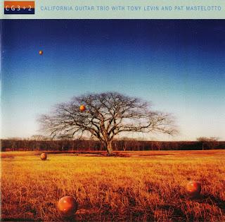 California Guitar Trio With Tony Levin And Pat Mastelotto - 2002 - CG3+2