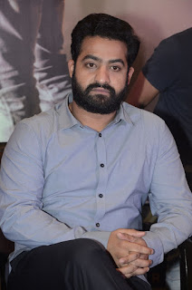 NTR AT Janatha Garage Success Meet Photos