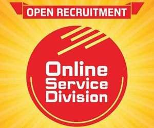 Lowongan Kerja Online Service di CV Mubi