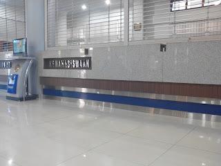 Bagian Kemahasiswaan Gedung Dekanat Fakultas Teknik Universitas Brawijaya Lantai 1