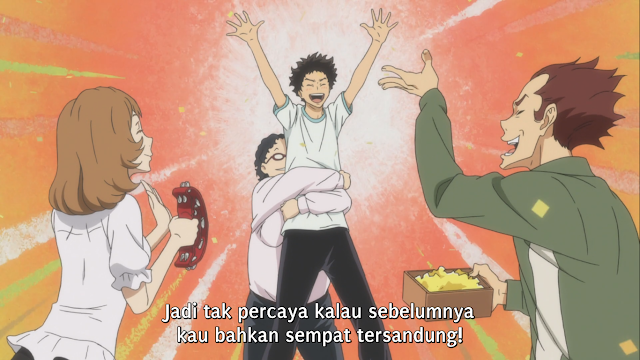 Ballroom e Youkoso Episode 03 Subtitle Indonesia