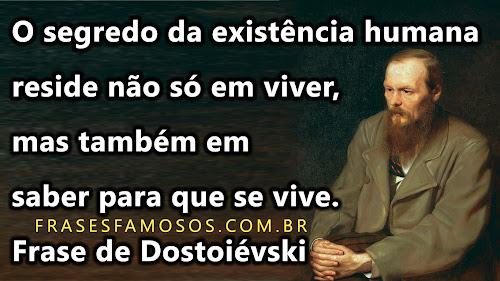 Frase De Dostoievski