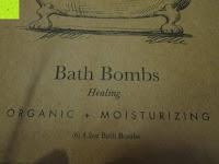Verpackung vorne: Badekugeln Geschenkpackung - 6 grosse Bio Badenbomben pro Packung - Einzigartige, luxuriöse und sprudelnde Kugeln - die ideale Geschenkidee - Hergestellt in den USA (Beauty by Earth)