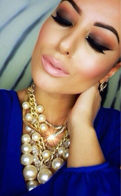best new year make up idea