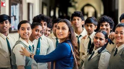 Naina Mathur dalam hichki