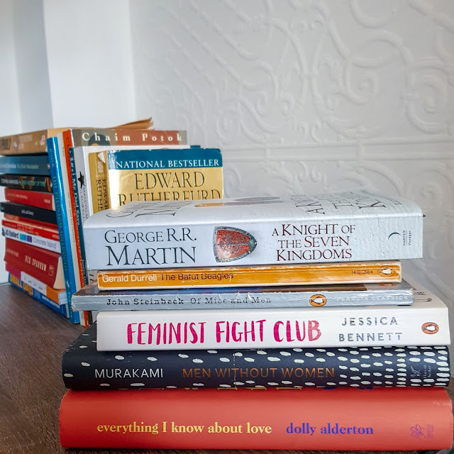book blogger, book review