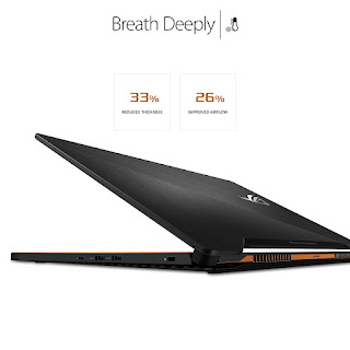 Asus ROG Zephyrus GX501 usa best selling laptop