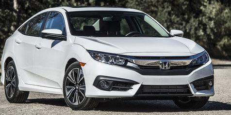 Daftar Lengap Harga Honda Civic Terbaru 2017
