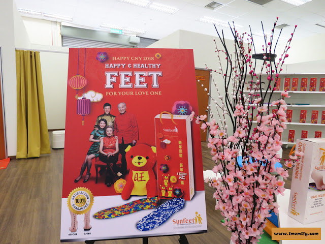 Sunfeet International gift box