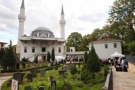 Masjid Turki di Jerman Jadi Sasaran Milisi Kelompok Kurdi
