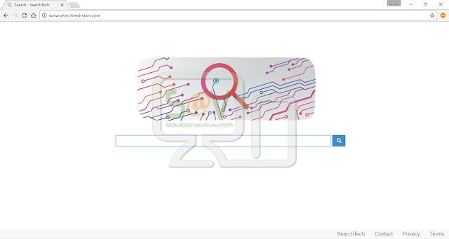 Searchtechstart.com (Hijacker)
