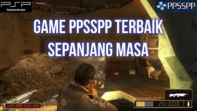 Kumpulan Game PSP/PPSSPP Paling Populer Sepanjang Masa