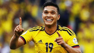 """Marco Ruben se mostró disgustado por los ademanes que realizó el colombiano en los últimos partidos. """"Hay gestos que no tendrían que haber estado"""", disparó el capitán """"canalla"""""""
