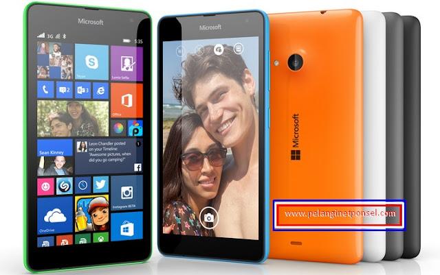 Spesifikasi Microsoft Lumia 535 Dual Sim