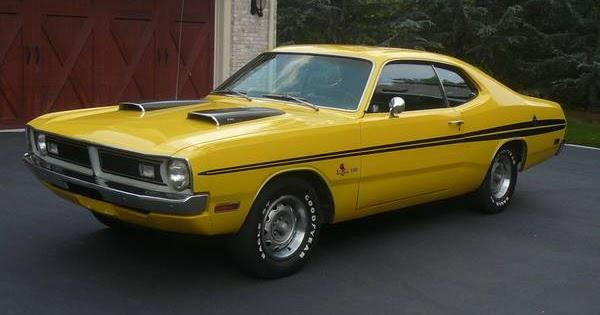 Real 1971 Dodge Demon 340 - Buy American Muscle Car