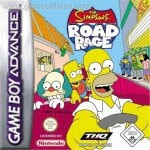 The Simpson's Road Rage