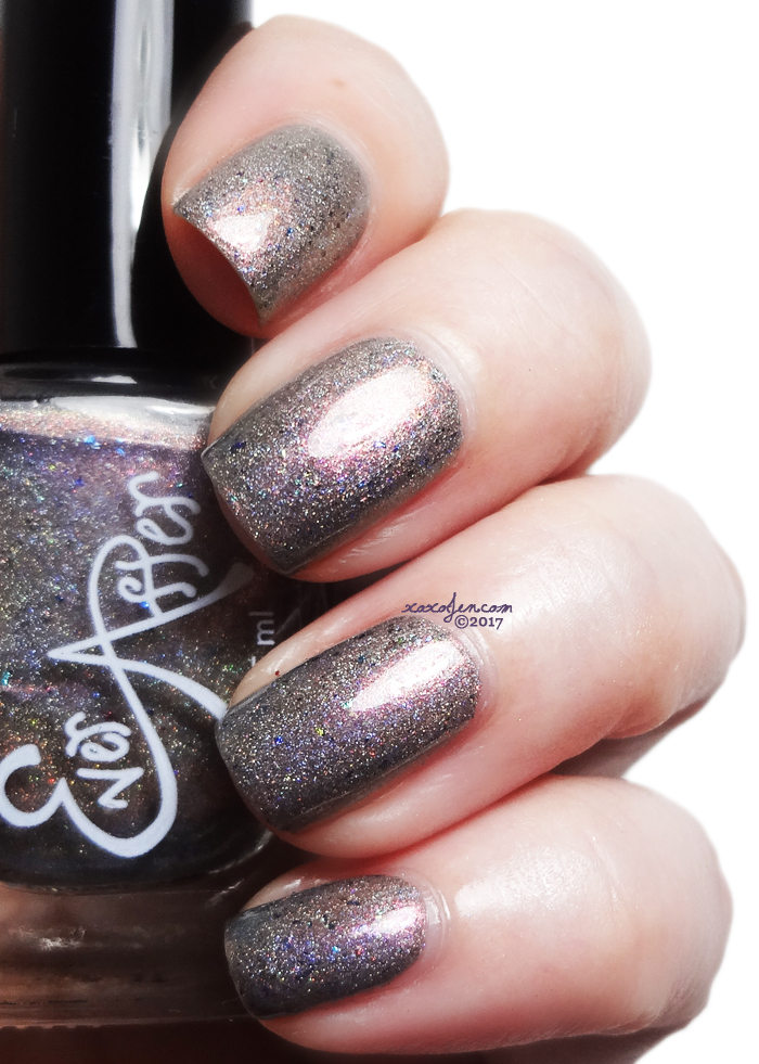 xoxoJen's swatch of Ever After La Vie Boheme