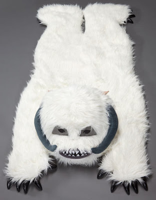Starwars Wampa Carpet