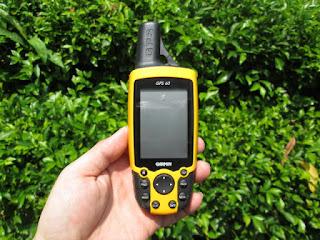 GPS Garmin GPS 60 Seken Mulus Normal