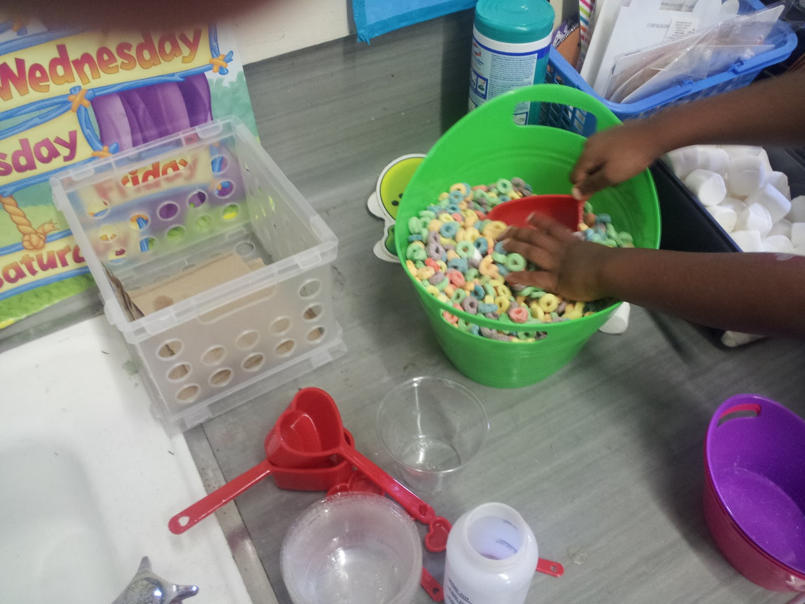 Pocket Full Of Kinders More Measurement Fun Freebie