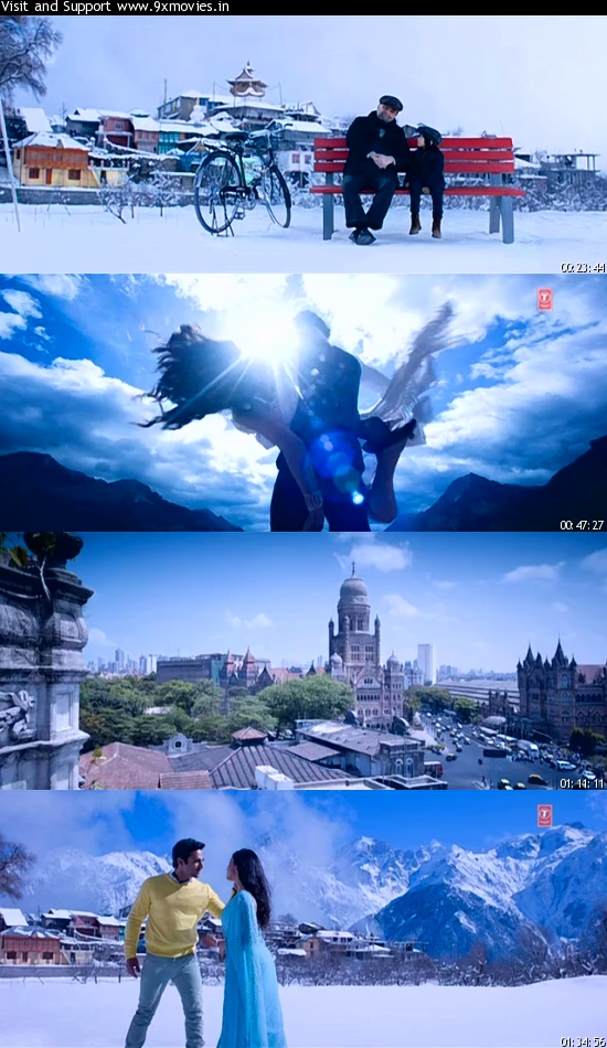 Sanam Re 2016 Hindi DVDRip x264 700MB