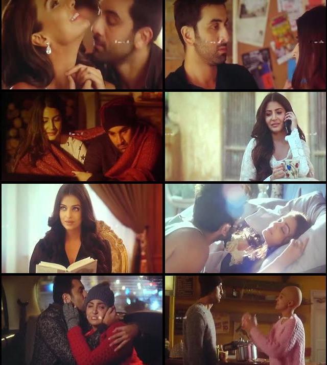 Ae Dil Hai Muskil 2016 Hindi DVDScr