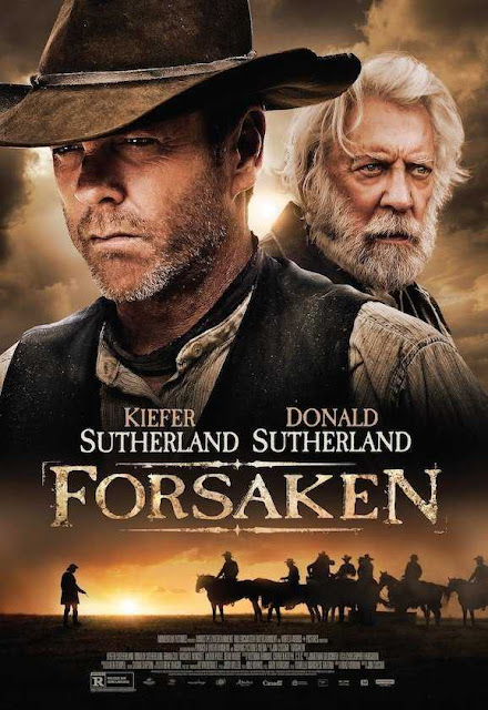 Poster Forsaken 2015 Full Movie Download Dual Audio Hindi Dubbed 720p