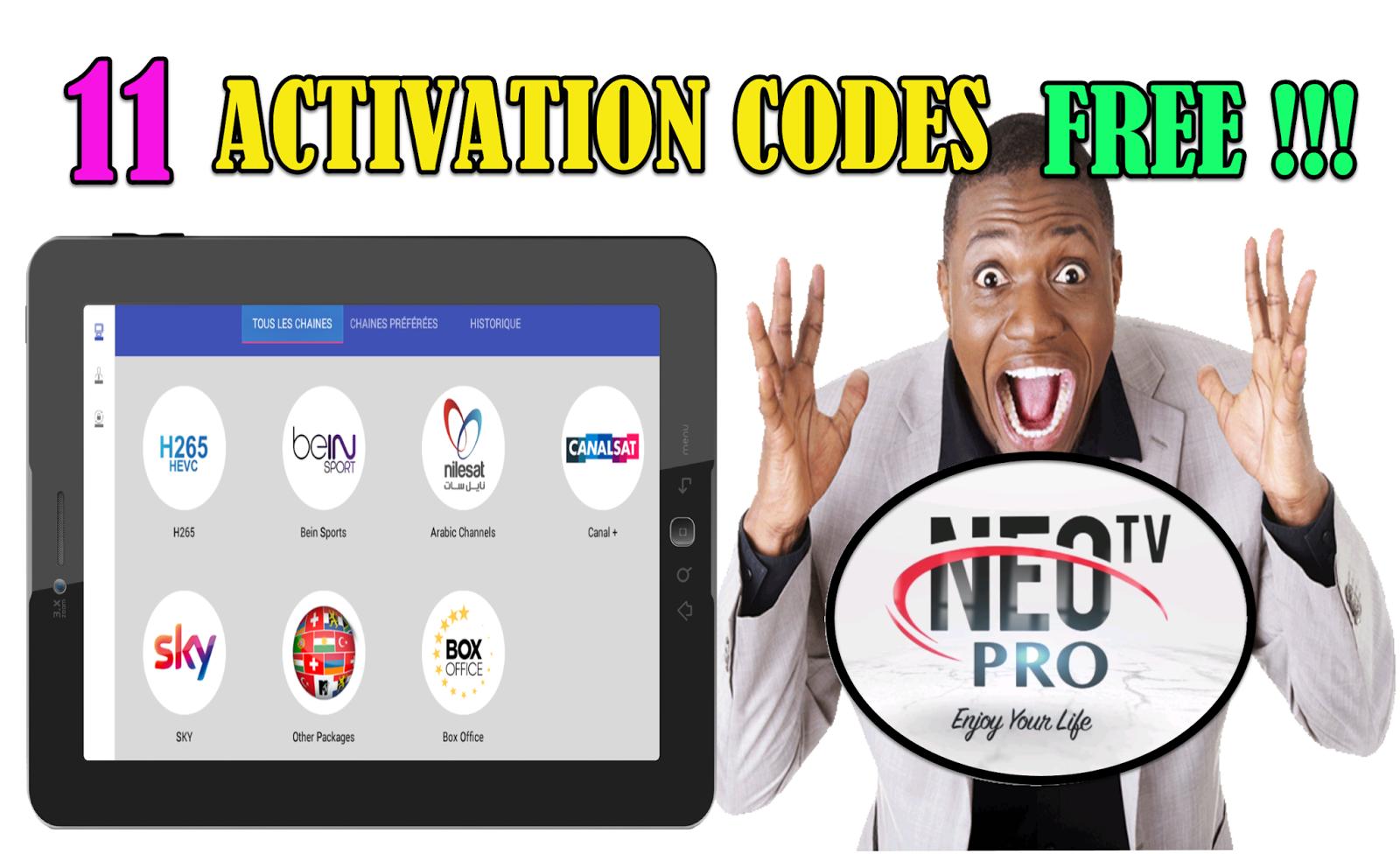 Neo Iptv Pro Premium Apk Iptv Over 5000 Channels 11