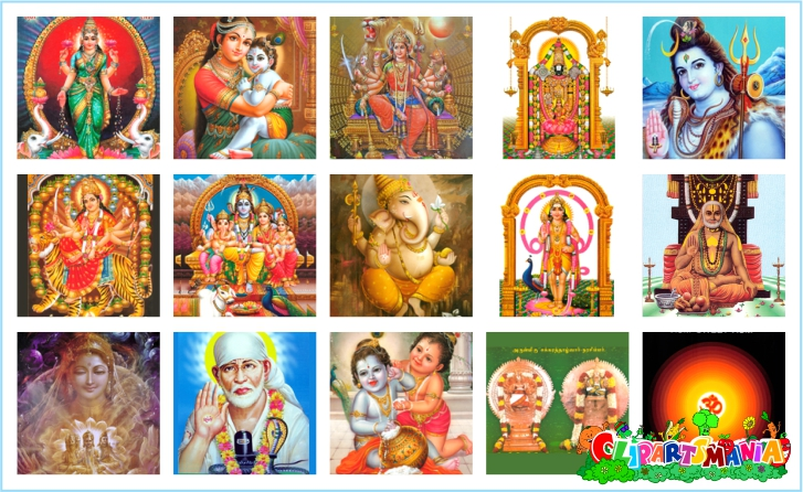 Gods Own Web | Temple Info, Facts About Hinduism, Hindu God Photos ...