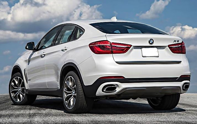 2016 BMW X6 xDrive50i SUV Review