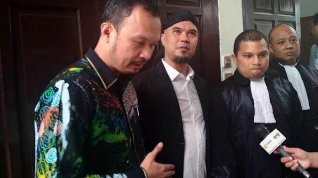 Ahmad Dhani: Siapapun Cawapresnya, Jokowi Pasti Kalah Kok