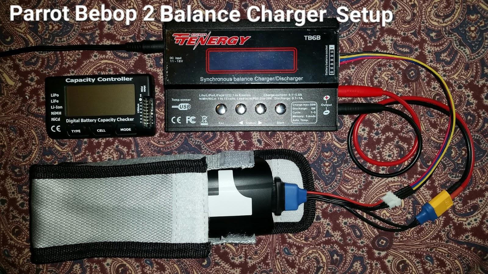 the high pro glow parrot bebop 2 battery charging. Black Bedroom Furniture Sets. Home Design Ideas