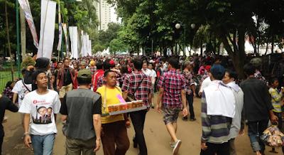 Langgar Hak Cipta Lagu 'Kopi Dangdut', Timses Ahok Dilaporkan ke Polis